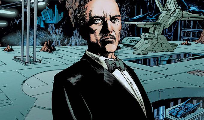 Foto de Andy Serkis Será Alfred Pennyworth en la Nueva Película de The Batman