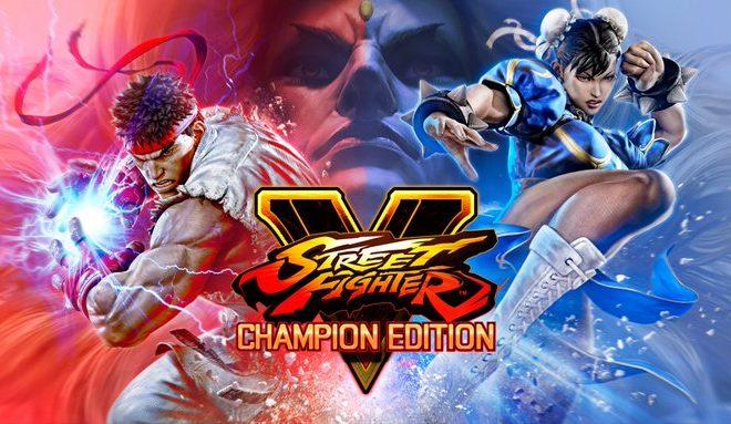 Fotos de Capcom Anuncia Street Fighter V: Champion Edition