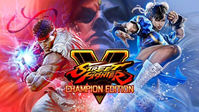 Foto de Capcom Anuncia Street Fighter V: Champion Edition