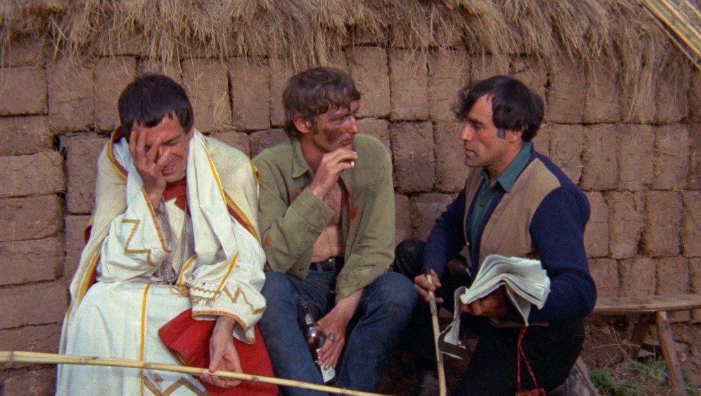 Foto de Vuelve restaurada la «película maldita» dirigida por Dennis Hopper The Last Movie