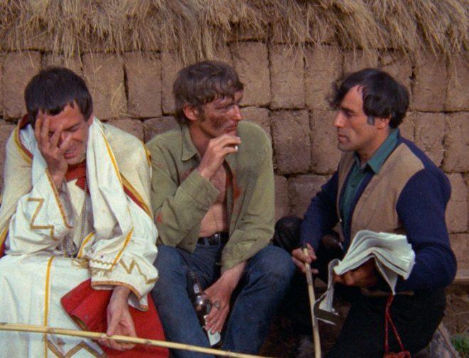 Fotos de Vuelve restaurada la «película maldita» dirigida por Dennis Hopper The Last Movie