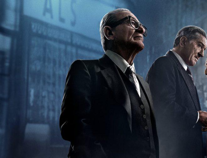 Fotos de Extraordinario Tráiler Final de El Irlandés, Película de Martin Scorsese y Producida por Netflix