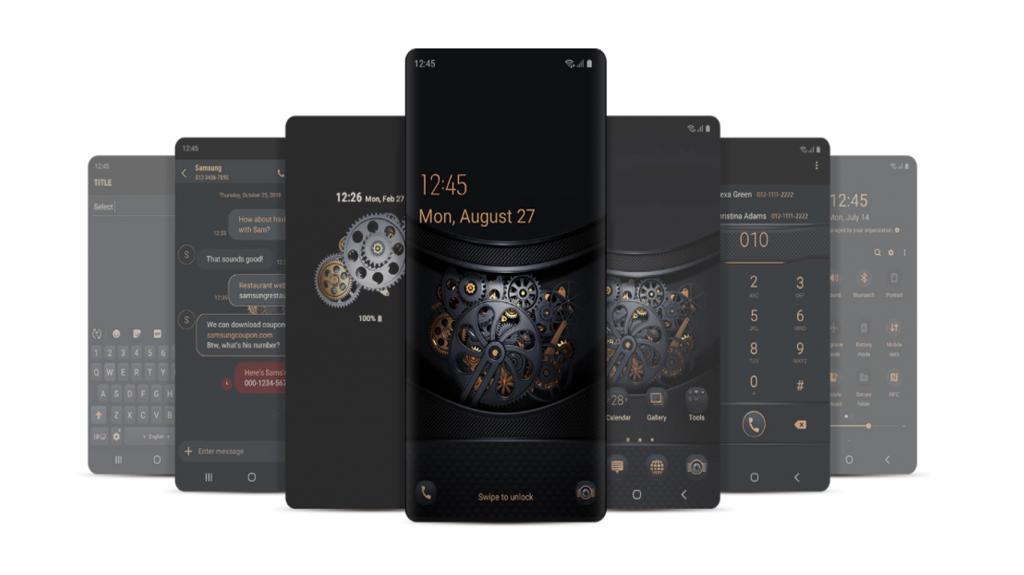 Foto de Personaliza tu celular con Galaxy Themes