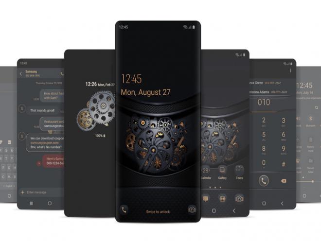 Fotos de Personaliza tu celular con Galaxy Themes