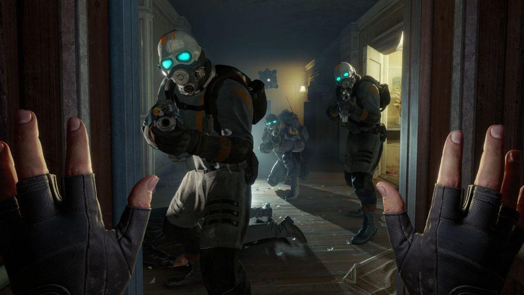 Foto de Valve da a Conocer Half-Life: Alyx un Nuevo Juego para SteamVR