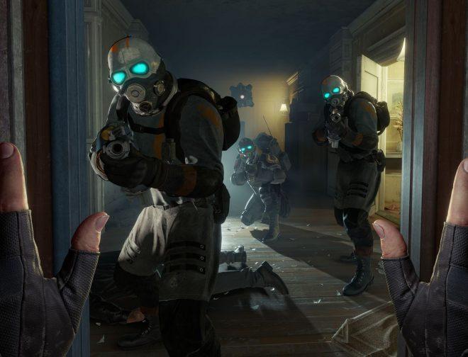 Fotos de Valve da a Conocer Half-Life: Alyx un Nuevo Juego para SteamVR