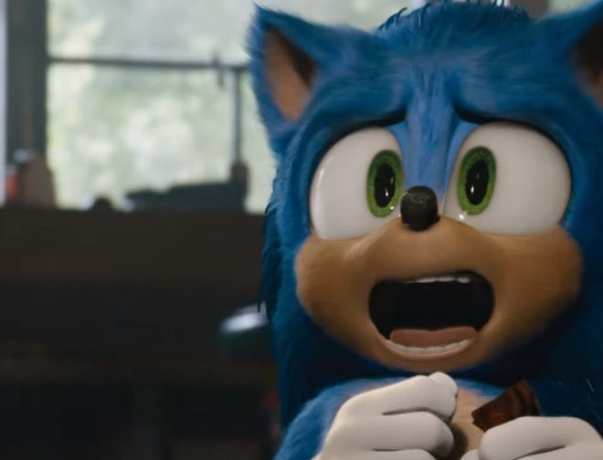 Fotos de Divertido y Genial Nuevo Tráiler de Sonic, La Película