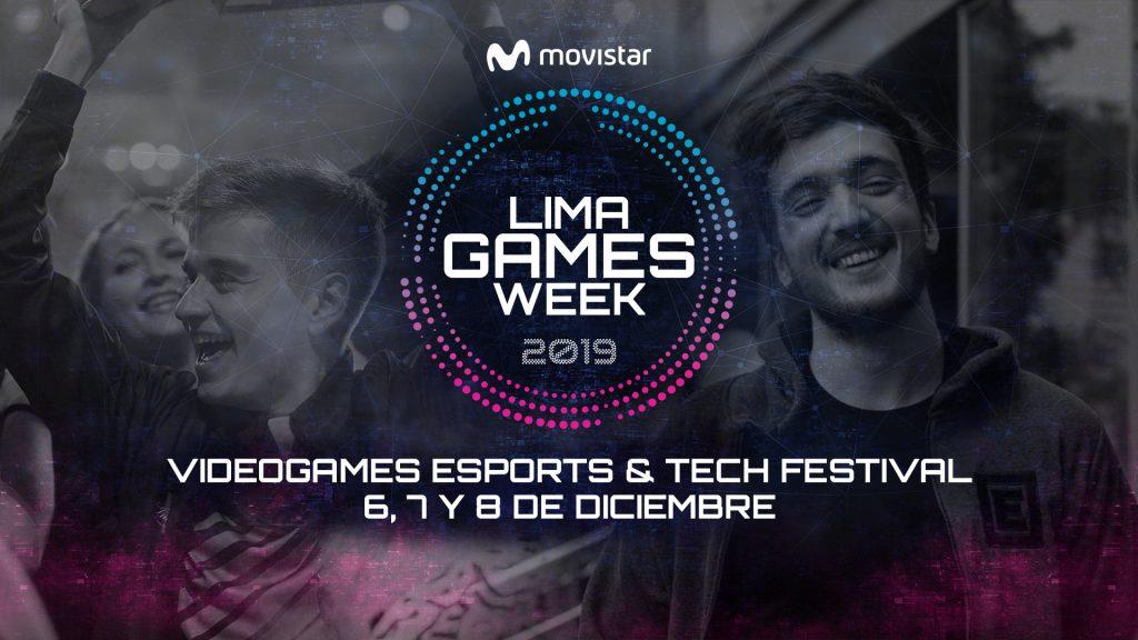 Foto de Lima Games Week, el Festival que Reunirá a la Comunidad Gamer en Perú
