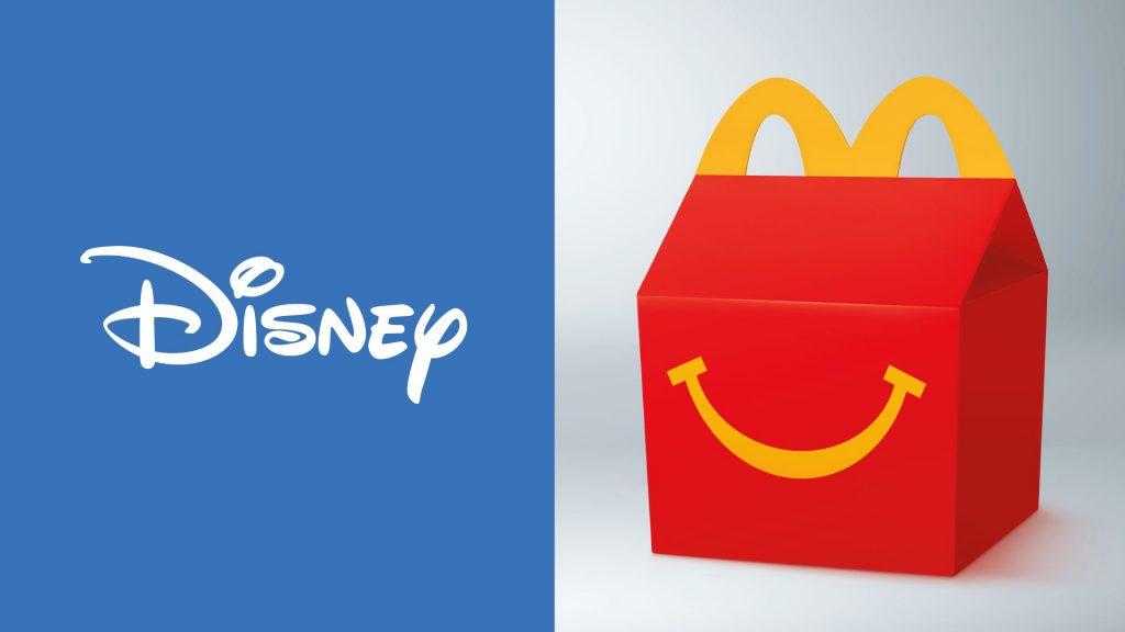 Foto de McDonald's y Disney Anuncia Alianza para la Cajita Feliz en América Latina