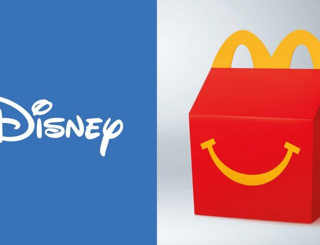 Fotos de McDonald's y Disney Anuncia Alianza para la Cajita Feliz en América Latina