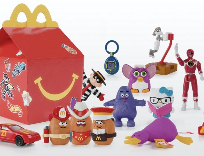 Fotos de ¡McDonald's lanza una edición limitada de la Cajita Feliz con juguetes icónicos de los últimos 40 años