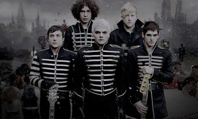 Foto de My Chemical Romance Regresa a los Escenarios