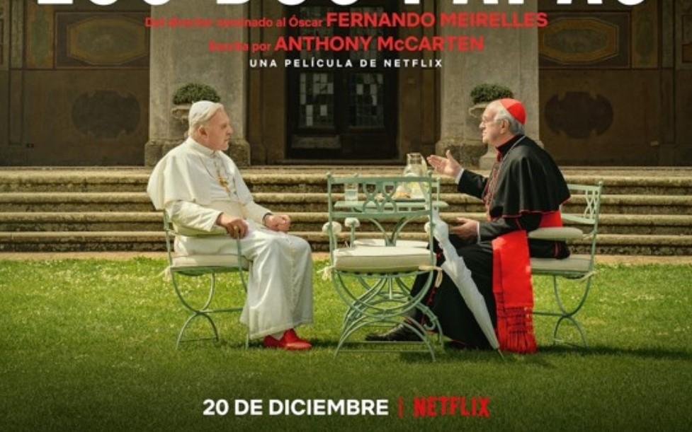 Foto de La Película de Netflix, Los Dos Papas Llega a los cines de Perú