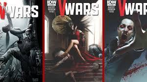 """Foto de Netflix Lanza el Tráiler de """"V-Wars"""", Adaptación del Cómic de Vampiros de IDW"""