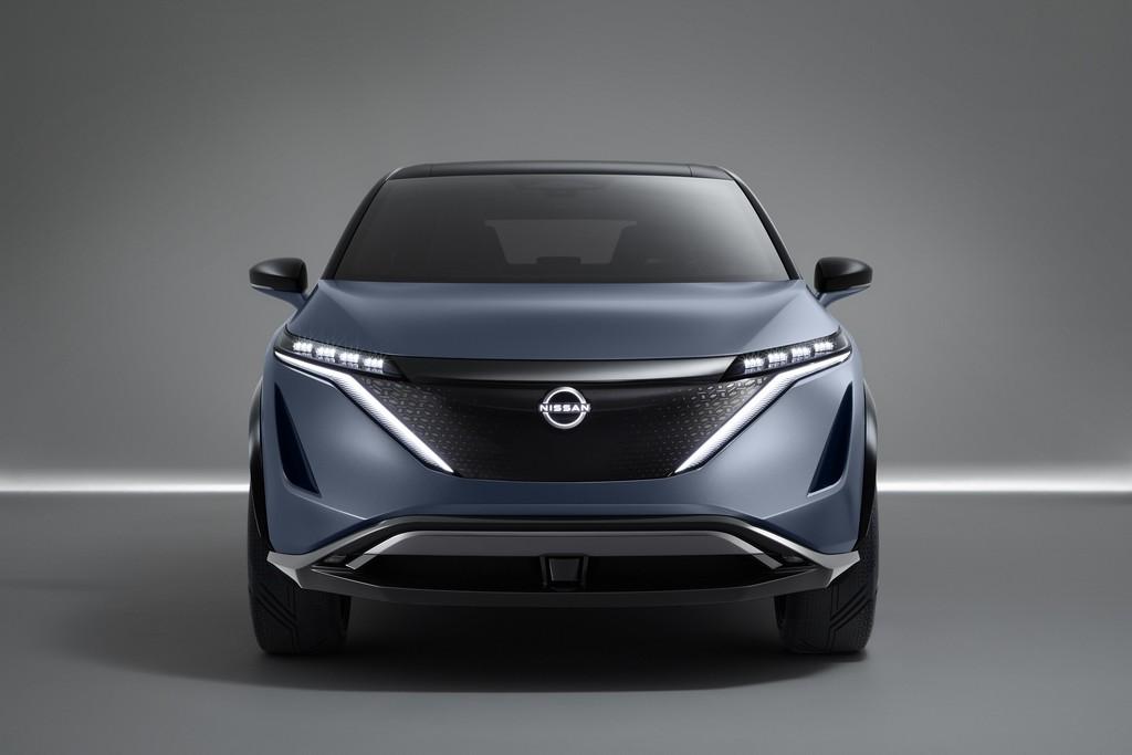 Foto de Nissan presenta el prototipo Ariya en el Salón del Automóvil de Tokio