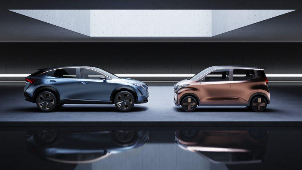 Foto de Nissan lanza una nueva era en diseño y desempeño en el Salón del Automóvil de Tokio