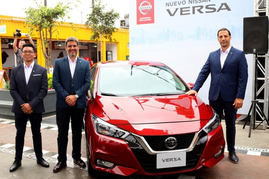 Foto de Conoce el Diseño y la Tecnología del Nuevo Nissan Versa que ya se Encuentra en Perú