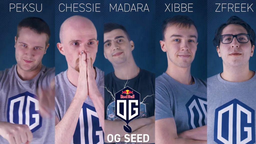 Foto de Se Anuncia OG Seed el Segundo Equipo de Dota 2 de OG Esports