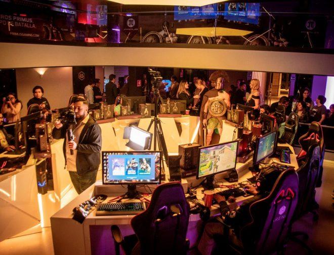 Fotos de Primus Gaming conquista México con su arsenal de productos
