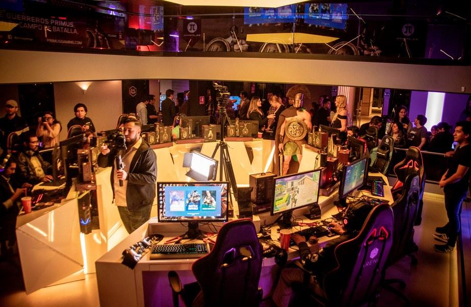 Foto de Primus Gaming conquista México con su arsenal de productos