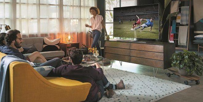 Fotos de Samsung incorpora a Movistar Play en su portafolio de aplicaciones de sus Smart TV