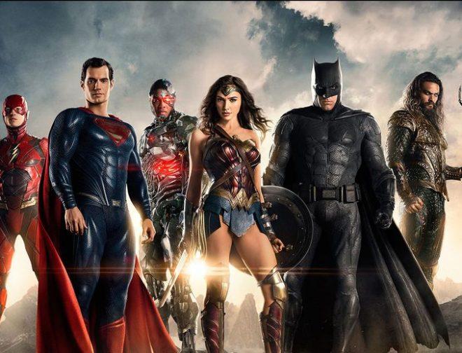 Fotos de Los Actores de La Liga de la Justicia Piden Lanzar el Snyder Cut