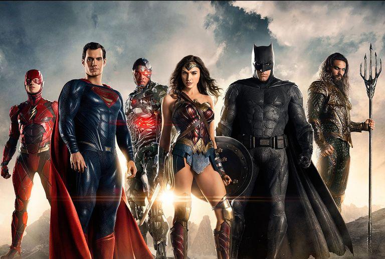 Foto de Los Actores de La Liga de la Justicia Piden Lanzar el Snyder Cut