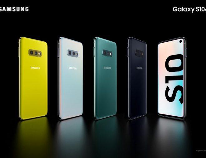 Fotos de Galaxy S10 recibe nueva actualización con más características del Galaxy Note10