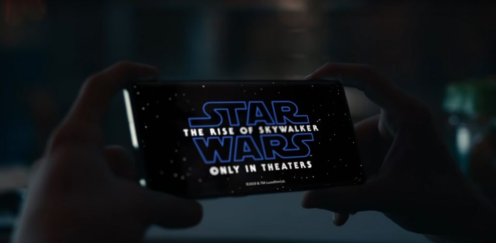 Foto de Samsung une sus fuerzas con Star Wars para esta Navidad