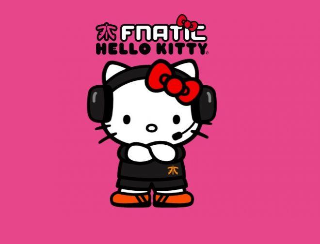 Fotos de Conoce la Colección de Fnatic X Hello Kitty