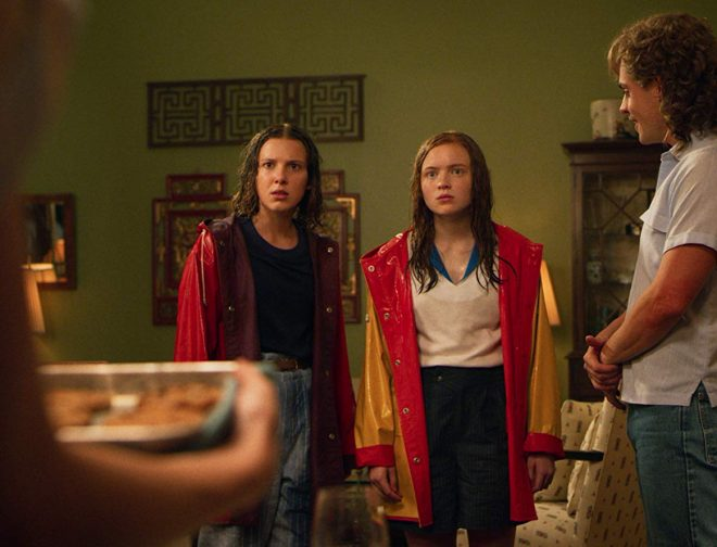 Fotos de Netflix Celebra el Stranger Things Day con un Divertido Video de Bloopers
