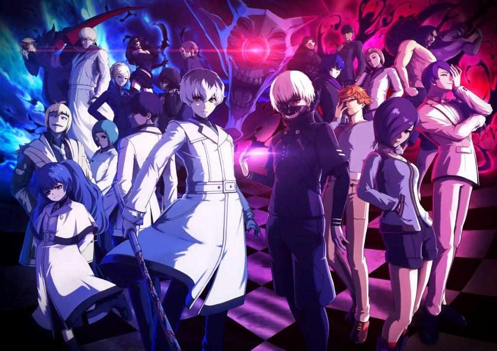 """Foto de La macabra historia de anime """"TOKYO GHOUL: re CALL to EXIST"""" ya está disponible en PlayStation 4 y PC"""
