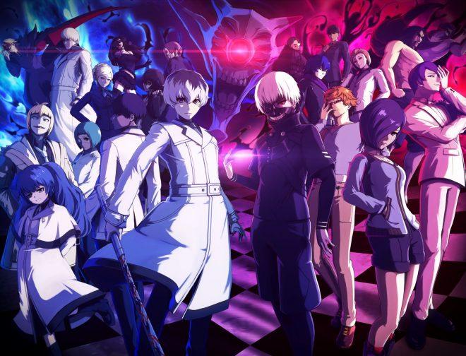 """Fotos de La macabra historia de anime """"TOKYO GHOUL: re CALL to EXIST"""" ya está disponible en PlayStation 4 y PC"""