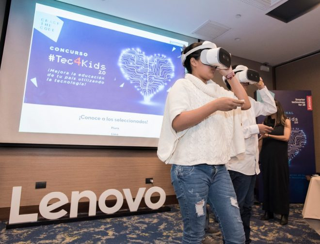Fotos de Tec4Kids II: Escolares elaboraron proyectos de realidad virtual para mejorar la experiencia de aprender