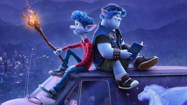 Fotos de Unidos, la nueva película de Disney y Pixar con Tom Holland y Chris Pratt
