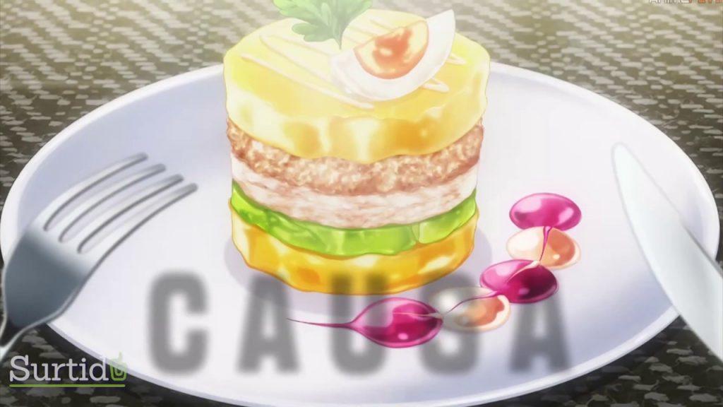 Foto de La comida peruana llega al anime gracias a Shokugeki no Soma