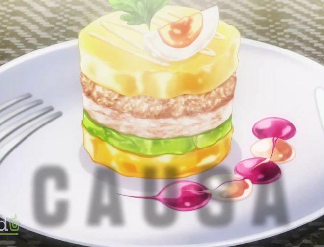 Fotos de La comida peruana llega al anime gracias a Shokugeki no Soma