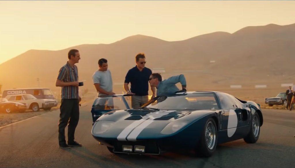 """Foto de Matt Damon y Christian Bale son adrenalina pura en la película """"Contra lo Imposible"""""""