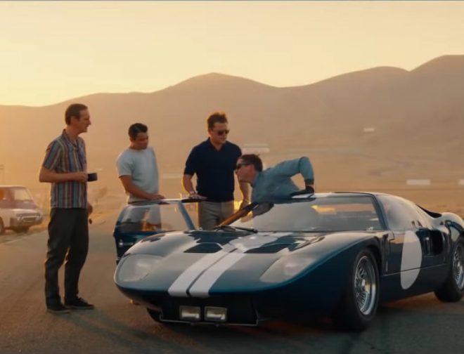 """Fotos de Matt Damon y Christian Bale son adrenalina pura en la película """"Contra lo Imposible"""""""