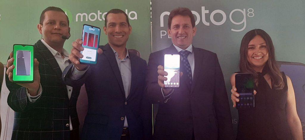 Foto de Motorola presenta los nuevos Moto G8 Plus y Moto G8 Play
