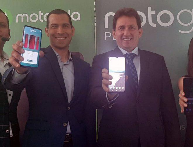 Fotos de Motorola presenta los nuevos Moto G8 Plus y Moto G8 Play