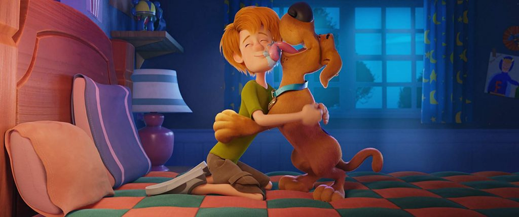 Foto de Primer trailer de ¡Scooby!