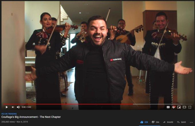 Foto de YouTube Regresa al Stream de Videojuegos y Esports