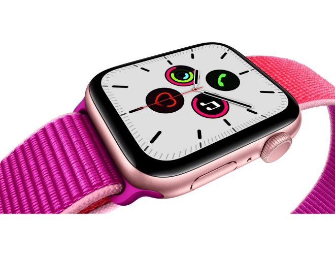 Fotos de El Apple Watch Series 5 llegó a Perú