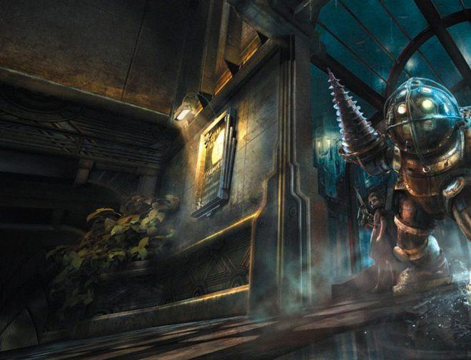 Fotos de 2K Games Confirma que Tendremos un Nuevo Juego de BioShock