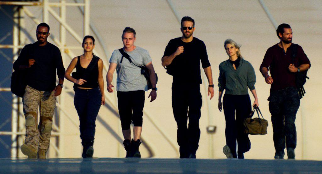 Foto de Trailer final de Escuadrón 6, con Ryan Reynolds