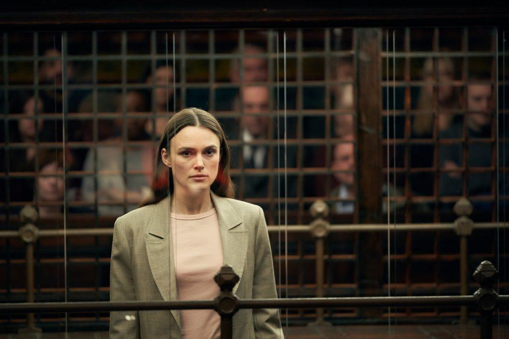 """Foto de """"Secretos de Estado"""" Nueva Película de Suspenso con Keira Knightley"""