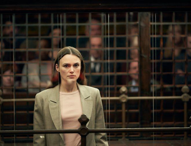 """Fotos de """"Secretos de Estado"""" Nueva Película de Suspenso con Keira Knightley"""