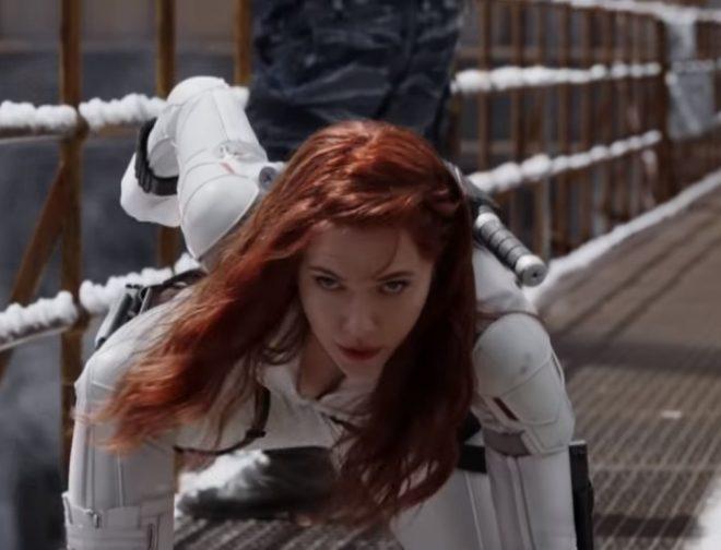 Fotos de Primer trailer de Black Widow, con Scarlett Johansson