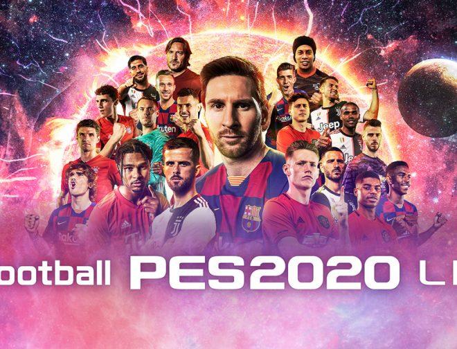 Fotos de Konami Lanza eFootball PES 2020 LITE, Juego Gratuito